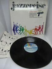 JAZZERCISE 1980's Jazz Dance Workout / Fitness Album -Judi Sheppard Missett