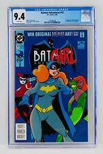 Batman Adventures #12 CGC 9.4 First Harley Quinn Appearance 1st App NM Key Grail