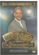 DR. WHO THE LOST INTERVIEWS DVD