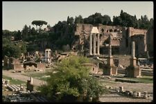 149010 Roman Forum With Palentine Hill A4 Photo Print