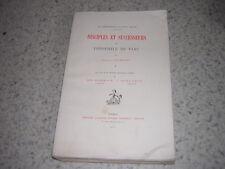 1911.disciples et successeurs Théophile de Viau / Lachèvre.libertinage.500ex.