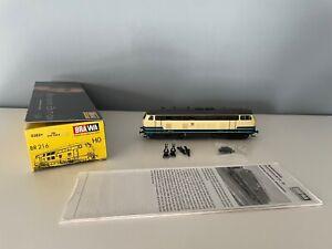 Brawa 0382, Diesellokomotive BR 216 der DB; Epoche V, in OVP