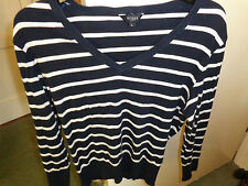 Hobbs Cotton Striped Jumpers & Cardigans for Women