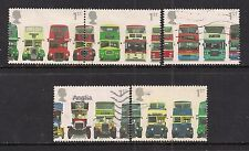 GB 2001 QE2  Double decker Buses Used set ( B1021 )