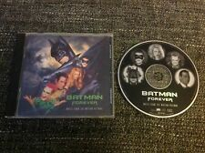 Batman Forever Original Soundtrack - CD Album Folk Rock, RnB / Swing, Hard Rock