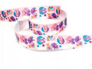 Winnie Puh bucles banda banda de tela 25 mm grosgrain zierborte # 1
