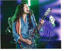 CADE FOEHNER SIGNED 8X10 PHOTO AMERICAN IDOL ROCKER W/COA+PROOF RARE WOW