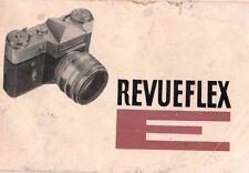 REVUEFLEX-E - Bedienungsanleitung - B3371