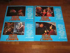 set 4  fotobuste,Rotta verso l'ignoto  Star Trek VI,Shatner,Nimoy,Kelley, Meyer