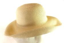 Chapeaux à large bord en paille pour femme