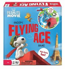 NEW Snoopy Flying Ace Toy/Game - New In Factory Sealed Box