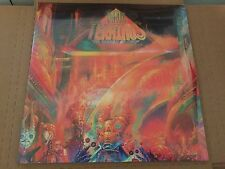 DAN TERMINUS - THE WRATH OF CODE  - BLACK  VINYL - 2 LP record perturbator