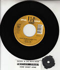 "MOTLEY CRUE Smokin' In The Boys Room 7"" 45 rpm record + juke box title strip NEW"