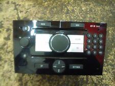 CD 70 radio de coche cd70 Navi navegación charcoal Astra-h Zafira B Opel