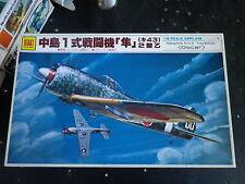 OTAKI Kit plastique 1:48 à monter AVION nakajima ki43 pièces dans sac scellé