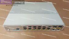 Cisco WS-C3560C-12PC-S PoE+ switch IOS 15.2 3560C-12PC-S