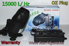 Resun Waver-15000A Aquarium Wave Maker Powerhead Marine Fish Tank 15000Lph