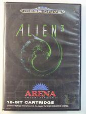 !!! SEGA MEGA DRIVE SPIEL Alien 3 OVP, gebraucht aber GUT !!!