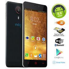 "5.5"" 3G Unlocked Android Smartphone Cell Phone GPS WiFi AT&T Straight Talk 2 SIM"
