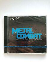 Metal Combat: Восстание машин PC Russian Cover Jewel Case Brand New Sealed