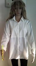 Damenpullover Shirt T-Shirt Tunika Bluse Damenshirt Top Black White S M L #302