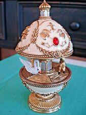Vintage Joan Rivers Imperial Treasures Iii The Carousel Egg Russian Circus