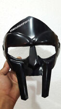 Armor Black Gladiator Face Mask Helmet  Replica