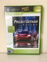 Project Gotham Racing XBOX Original Game Microsoft Classics Game