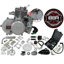Bbr Tuning 66c 80cc 2Stroke Electric and Pull Start Motorized Bicycle Engine Kit