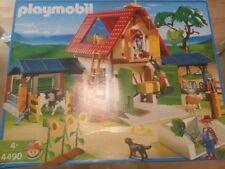 Großer Bauernhof Playmobil 4490