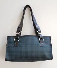 LAUREN Ralph Lauren LRL Classic GREEN CHECK RLL Logo Purse Bag Handbag -  NICE! 4347dafc7244f