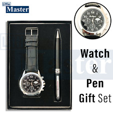 Watch & Pen Set for him on Christmas, Birth Day Best Gift For your loved one's