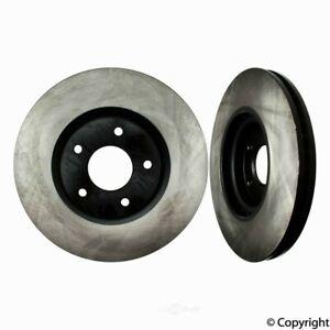 Disc Brake Rotor-Original Performance Front WD Express 405 38106 501