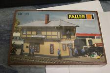 FALLER H0 HO 123 STELLWERK DONAUESCHINGEN       BAUSATZ TOP!OVP!! OW95/37