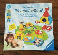 Mein erstes Mitmach Spiel für Kleinkinder ab 30 Monate - sehr guter Zustand