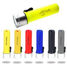 4500LMS Q5 LED Waterproof Scuba Diver Diving Flashlight Underwater Torch