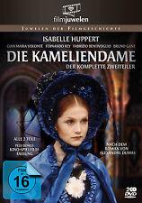 Die Kameliendame - Teil 1+2+Kinofilm - Isabelle Huppert (1981) - Filmjuwelen DVD