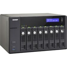 QNAP INC TVS-871-I7-16G-US QNAP 8-BAY,INTEL CORE I7-4790S,16GB DDR3 RAM,SATA ...