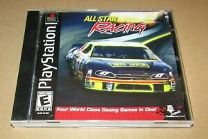 All Star Racing for Playstation PS1 Complete Fast Shipping!