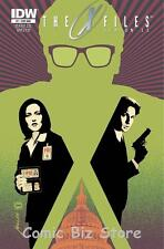 X-FILES SEASON 11 #1 (2015) MILLER SUBSCRIPTION VARIANT COVER BAGGED &  BOARDED