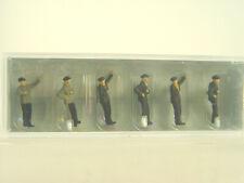 Dampflok Personal, Lokführer u. Heizer Preiser Figuren  HO 1:87  -   14014   #E