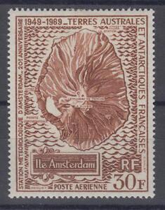 Französische Gebiete in der Antarktis (TAAF) - Michel-Nr. 56 ungebraucht/*