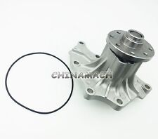 New Water pump for Isuzu Bobcat 6671508 6631810 853 and later 843 skid steers