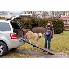 Pet Gear Travel-Lite Tri-Fold Large Small Dog Pet SUV Furniture Ramp TL9371CH
