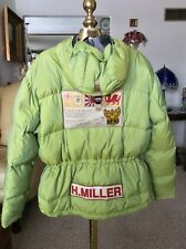 WOW!!! Beautiful KEJO Goose Down Unisex Coat/ Jacket size XL