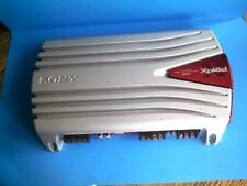 SONY Xplod 4/3 Channel POWER AMPLIFIER XM-554ZR  600W