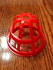 2007 Mouse Trap Replacement Parts Pieces Red Mouse Cage Trap