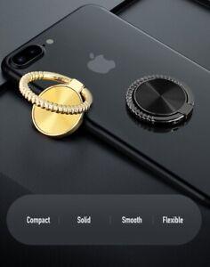 Smartphone Handy Ringhalter 360° Rotation Handyhalter Handyständer Fingerring