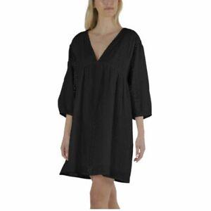 Aubri Dress in Black by SASS*