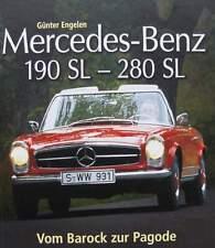BOEK/LIVRE : MERCEDES - BENZ 190SL - 280SL (220 sl,w 127,230 sl,w 113,pagode)
